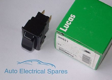 lucas 39831 159SA panel switch